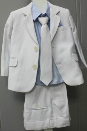 Βάπτιση Αγόρι Ρούχα - Κλασσικό Κουστούμι