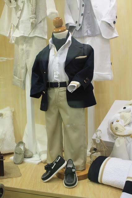 Βάπτιση Αγόρι Ρούχα - κουστούμι βλαζερ